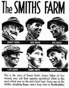The Smiths family farm