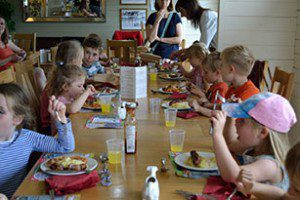 Childrens parties at Granny Smiths Team Rooms