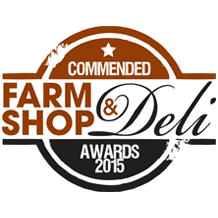 Commended Farm Shop and Deli Awards 2015