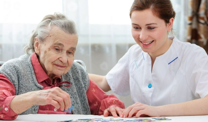 home help domiciliary carer